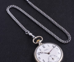 メルマガ第三話の祖父の形見のロレックス懐中時計