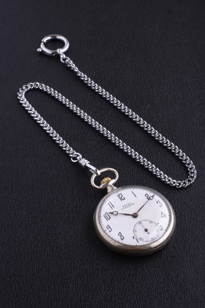鑑定士の祖父の形見のロレックス懐中時計